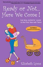 Cover of: Ready or Not Here We Come! | Elizabeth Lyons