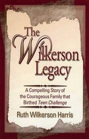 Cover of: The Wilkerson Legacy