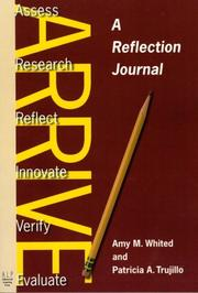 Cover of: ARRIVE