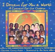 Cover of: I Dream for You a World | Charisse Carney-Nunes