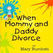 Cover of: When Mommy and Daddy Divorce