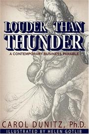 Cover of: Louder Than Thunder