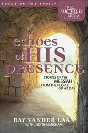 Cover of: Echoes of His Presence