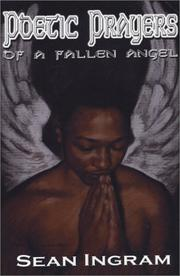 Cover of: Poetic Prayers of a Fallen Angel