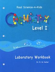Cover of: Real Science-4-Kids Chemistry I Laboratory Worksheets