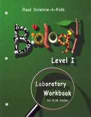 Cover of: Real Science-4-Kids, Biology Level 1, Laboratory Worksheets
