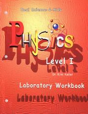 Cover of: Real Science-4-Kids Physics I Laboratory Worksheets