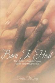Cover of: Born to Heal