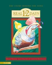 Cover of: Real Twelve Days of Christmas