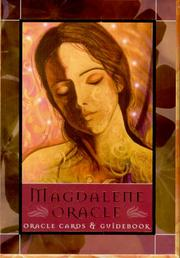 Cover of: Magdalene Oracle | Toni Carmine Salerno