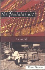 Cover of: The feminine art | Weam Namou