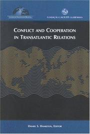 Cover of: Conflict And Cooperation In Transatlantic Relations