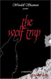 Cover of: The Wolf Trap | Dennis Wise