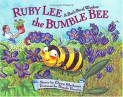 Cover of: Ruby Lee The Bumble Bee | Dawn Matheson