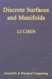 Cover of: Discrete surfaces and manifolds | Li Chen