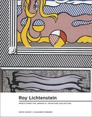Cover of: Roy Lichtenstein prints, 1956-97