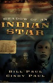 Cover of: Shadow of an Indian star | Bill Paul