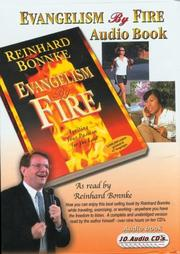 Cover of: Evangelism by Fire
