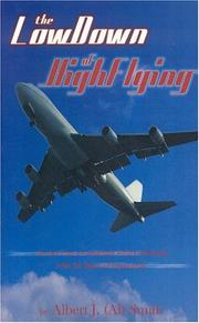 Cover of: The Low Down on High Flying  | Al Smith