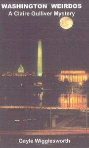 Cover of: Washington Weirdos (A Claire Gulliver Mystery)