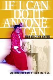 Cover of: If I Can Do It, Anybody Can