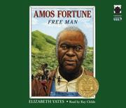 Cover of: Amos Fortune, free man