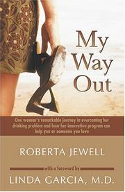 Cover of: My way out | Roberta Jewell