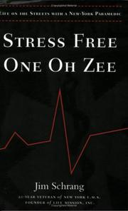 Cover of: STRESS FREE One Oh Zee