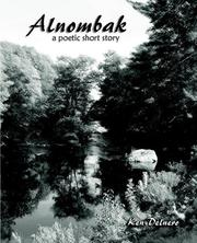 Cover of: Alnombak | Ken Delnero