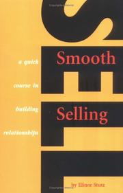 Cover of: Smooth Selling