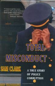 Cover of: Total Misconduct | Clark, Samuel
