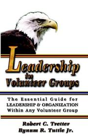 Leadership in Volunteer Groups