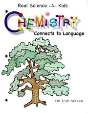 Cover of: Chemistry Connects to Language (Real Science -4- Kids) (Real Science-4-Kids)