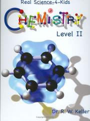 Cover of: Real Science-4-Kids, Chemistry Level II, Student Textbook