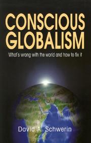 Cover of: Conscious Globalism | David Schwerin