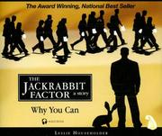 Cover of: The Jackrabbit Factor | Leslie Householder