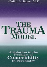 Cover of: The Trauma Model | Colin A. Ross