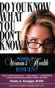 Cover of: Do You Know What You Don