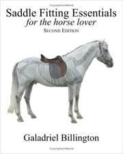 Cover of: Saddle Fitting Essentials | Galadriel Billington