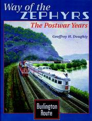 Cover of: Way of the Zephyrs