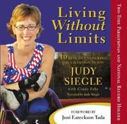 Cover of: Living Without Limits | Judy Siegle