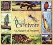 Cover of: A Bold Carnivore | Consie Powell