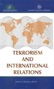 Cover of: Terrorism And International Relations