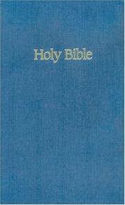 Holy Bible, New International Version