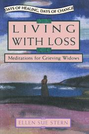 Cover of: Living With Loss