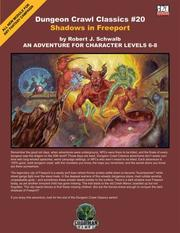 Cover of: Dungeon Crawl Classics #20