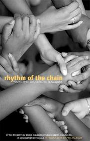 Cover of: Rhythm of the Chain | The Students of Animo Inglewood Charter High School