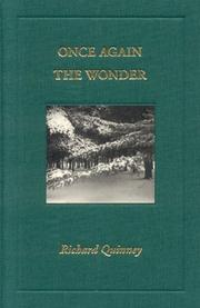 Cover of: Once Again the Wonder