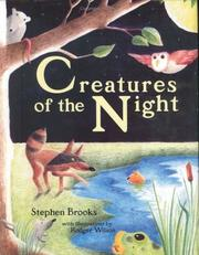 Cover of: Creatures of the Night
