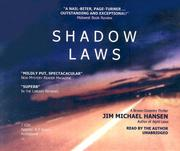 Cover of: Shadow Laws | Jim Michael Hansen